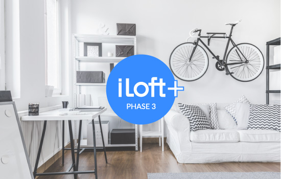 iLoft+ Phase3, Niveau Niveau 003